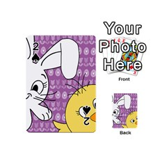 Easter Playing Cards 54 (Mini)