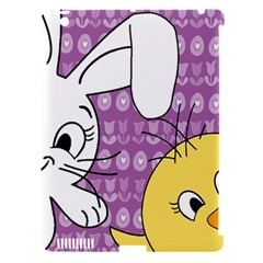 Easter Apple iPad 3/4 Hardshell Case (Compatible with Smart Cover)