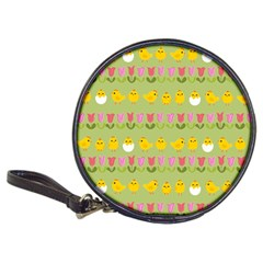 Easter - chick and tulips Classic 20-CD Wallets