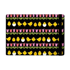 Easter - chick and tulips Apple iPad Mini Flip Case