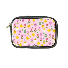 Easter - chick and tulips Coin Purse