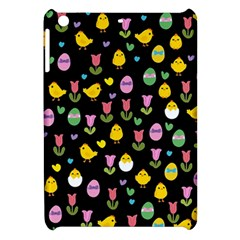 Easter - chick and tulips Apple iPad Mini Hardshell Case