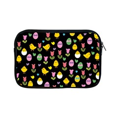 Easter - chick and tulips Apple iPad Mini Zipper Cases
