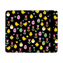 Easter - chick and tulips Samsung Galaxy Tab Pro 8.4  Flip Case