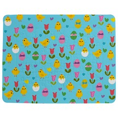 Easter - chick and tulips Jigsaw Puzzle Photo Stand (Rectangular)
