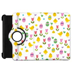 Easter - chick and tulips Kindle Fire HD 7