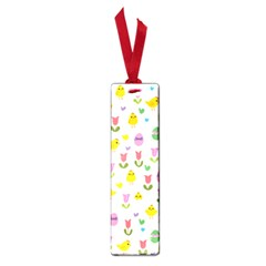 Easter - chick and tulips Small Book Marks