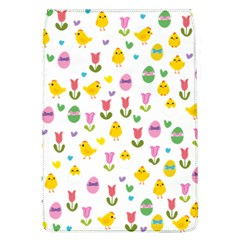 Easter - chick and tulips Flap Covers (L)