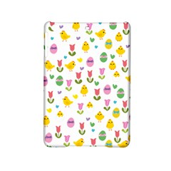 Easter - chick and tulips iPad Mini 2 Hardshell Cases