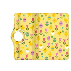 Easter - chick and tulips Kindle Fire HDX 8.9  Flip 360 Case