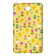 Easter - chick and tulips Samsung Galaxy Tab 4 (7 ) Hardshell Case