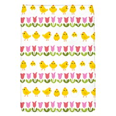Easter - chick and tulips Flap Covers (S)