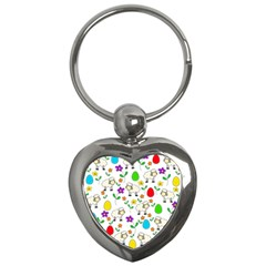 Easter lamb Key Chains (Heart)