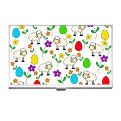 Easter lamb Business Card Holders