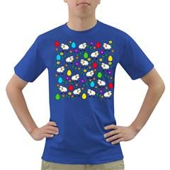 Easter lamb Dark T-Shirt