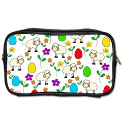 Easter lamb Toiletries Bags 2-Side