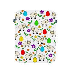 Easter lamb Apple iPad 2/3/4 Protective Soft Cases