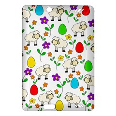 Easter lamb Amazon Kindle Fire HD (2013) Hardshell Case
