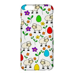 Easter lamb Apple iPhone 6 Plus/6S Plus Hardshell Case