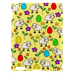 Easter Lamb Apple Ipad 3/4 Hardshell Case