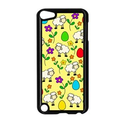 Easter lamb Apple iPod Touch 5 Case (Black)