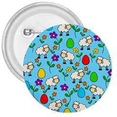 Easter lamb 3  Buttons