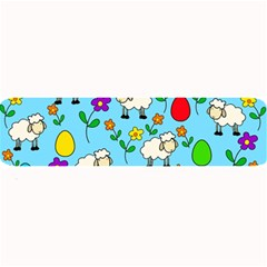 Easter lamb Large Bar Mats