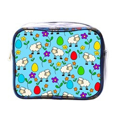 Easter lamb Mini Toiletries Bags