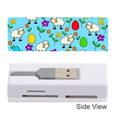 Easter lamb Memory Card Reader (Stick)