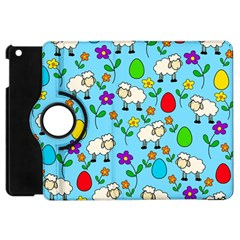 Easter lamb Apple iPad Mini Flip 360 Case