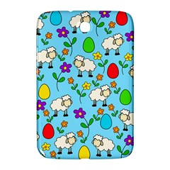Easter lamb Samsung Galaxy Note 8.0 N5100 Hardshell Case