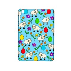 Easter lamb iPad Mini 2 Hardshell Cases