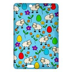 Easter lamb Amazon Kindle Fire HD (2013) Hardshell Case