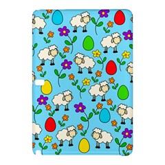 Easter lamb Samsung Galaxy Tab Pro 10.1 Hardshell Case