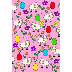 Easter lamb 5.5  x 8.5  Notebooks