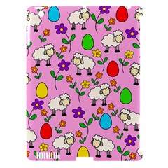 Easter lamb Apple iPad 3/4 Hardshell Case (Compatible with Smart Cover)