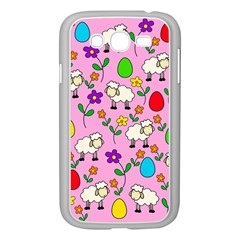 Easter lamb Samsung Galaxy Grand DUOS I9082 Case (White)