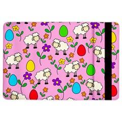 Easter lamb iPad Air 2 Flip