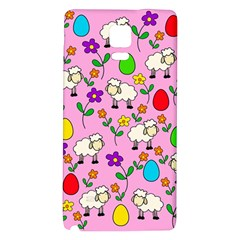 Easter lamb Galaxy Note 4 Back Case