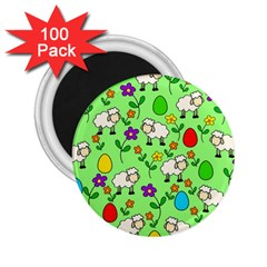 Easter lamb 2.25  Magnets (100 pack)