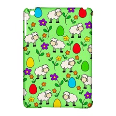 Easter lamb Apple iPad Mini Hardshell Case (Compatible with Smart Cover)