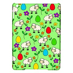 Easter lamb iPad Air Hardshell Cases