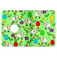 Easter lamb Kindle Fire HDX Flip 360 Case