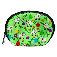 Easter lamb Accessory Pouches (Medium)