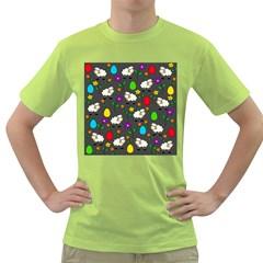 Easter lamb Green T-Shirt