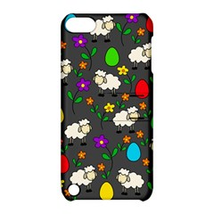 Easter lamb Apple iPod Touch 5 Hardshell Case with Stand