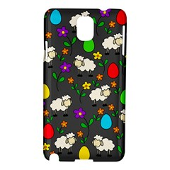 Easter lamb Samsung Galaxy Note 3 N9005 Hardshell Case