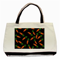 Carrot pattern Basic Tote Bag (Two Sides)