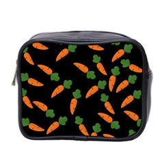 Carrot pattern Mini Toiletries Bag 2-Side