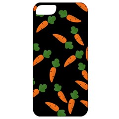 Carrot pattern Apple iPhone 5 Classic Hardshell Case